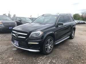 2014 Mercedes-Benz GL-Class GL63 AMG CERTIFIED & E-TESTED!