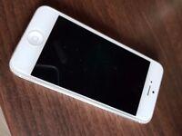 White iphone 5