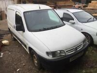 Citron berlingo van spares or repair