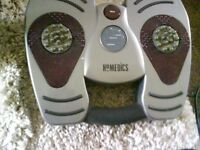 Reflexology foot massager (Home medics)