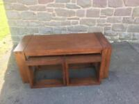 Coffee / Nest of tables * * free furniture delivery*
