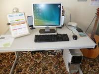Computer desk / workstation