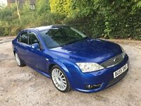 Mondeo st 55 plate F.S.H 2.2tdci