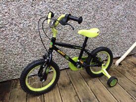 "Apollo Claws Kids Bike - 14"" (Age Group 4-6yrs)"