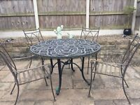 Garden chair in Leeds West Yorkshire Garden Furniture Sets for