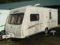 R&K CARAVANS PART EXCHANGE TO CLEAR, 2006 BAILEY SENATOR VERMONT