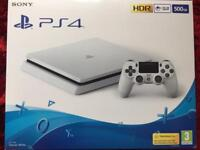 PS4, 3 games, 2 headphones & Headphone for sale, Almost brand new, purchased in April 2018