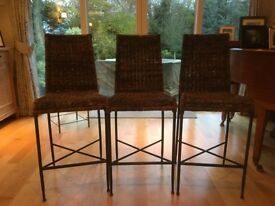 3 Gorgeous Bar Stools