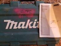 Makita tm3000 multi tool + acessories