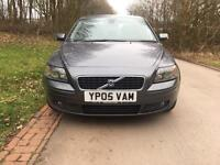 Volvo S40 2.0 D SE 4dr 2005+LEATHER+FSH+VGC.