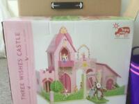 Le Toy Van enchanted castle
