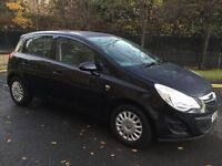2013 Vauxhall Corsa 5 Door,£30 Road Tax Low Miles,cheap to insure