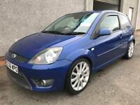 FORD FIESTA ST , 2006 REG **ONLY 63000 MILES + HISTORY**FINANCE AVAILABLE** YEARS MOT , WARRANTY