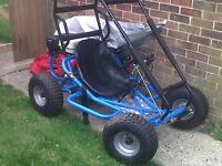 project dune buggy 250cc