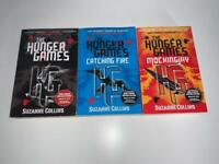 The hunger games book set