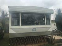 Static caravan price drop or swap 4 berth tourer