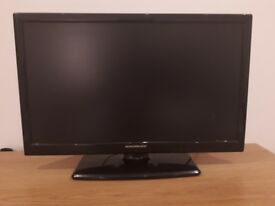 21 inch TV built in dvd player