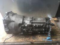 BMW E83 X3 M Sport 2.0d Manual Gearbox 6 Speed 7533513