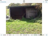 Grass field with Hut + Stable + storage barn for sale.Kingoodie,Dundee river views(TAY)