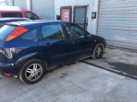 Ford Focus MK1 1.8 TDCI Breaking For Spares