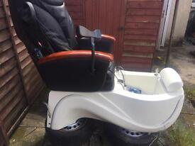 Nail saloon staff for sale