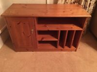 Solid pine cupboard