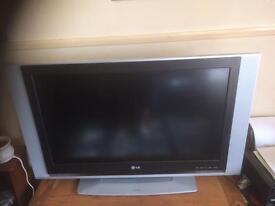 LG 37inch tv