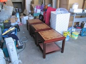 3 occasional tables