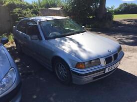 V reg BMW 316i compact 1.8L