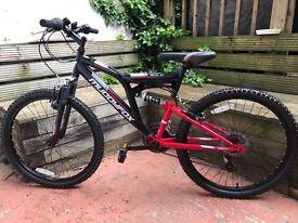 Muddy fox mountain bike 24 inch wheels mint condition