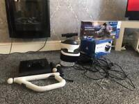 PlayStation 4 and VR