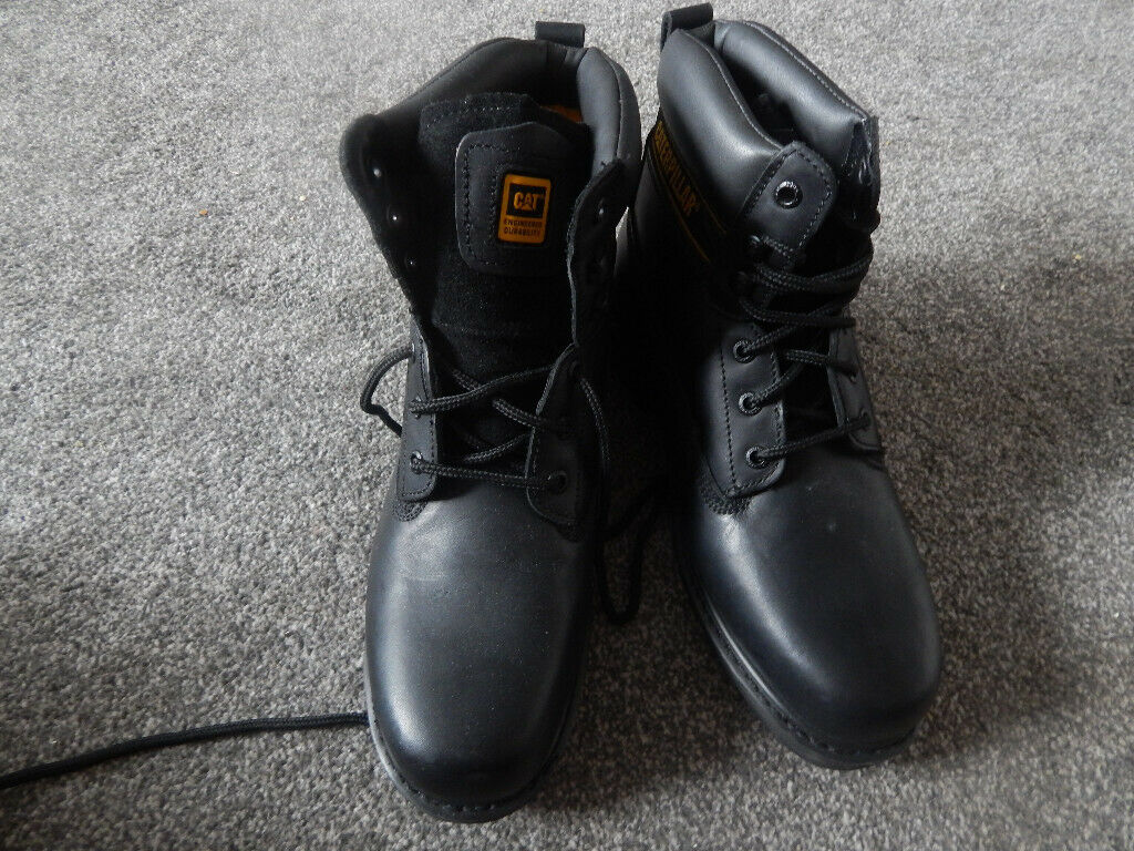 8f91399c319 brand new caterpillar boots size 11 | in Dundee | Gumtree