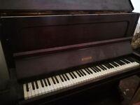 Milson & son piano