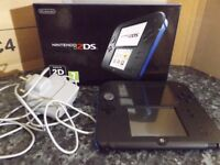 Boxed Nintendo 2DS Console, can meet in Ellon or New Deer areas