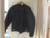 Frank Thomas motorcycle jacket
