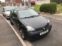 Renault Clio 1.2 *Failed MOT*