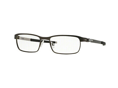 Oakley TINCUP Eyeglasses OX3184 0254 Powder Pewter; Metal Rx Frame (Full Rim Metal Eyeglasses Frame)