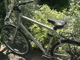 Mongoose Kaldi i3 XL cruiser bike