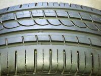 4 x Pirelli p zero rosso 235/60r18 103v