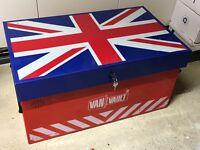 Limited edition Victory van vault - £90