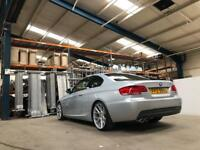 Bmw e92 coupe 330d msport