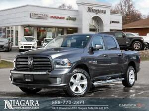 2016 Ram 1500 SPORT | NEW TIRES | 8.4 SCREEN