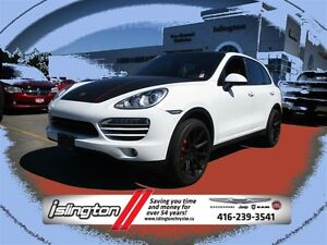 2013 Porsche Cayenne BASE - AWD, 3.6L V6 *6-SPD MANUAL*