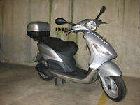 Piaggio fly 125cc for sale.
