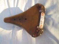Vintage Brooks B15 Champion Standard saddle