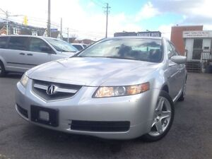 2006 Acura TL ONLY 145956 KMS/LOADED/LEATHER / SUNROOF