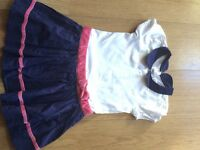 Girls Party Dress 5-6