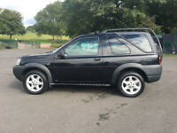 LANDROVER FREELANDER 1.8 SERENGETI 4X4 2002 3 DOOR HARD TOP