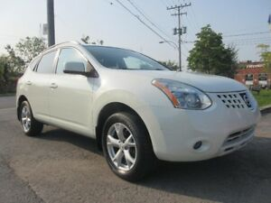 2008 Nissan Rogue S/SL, AWD, AC, POWER GROUP, REMOTE STARTER, VE