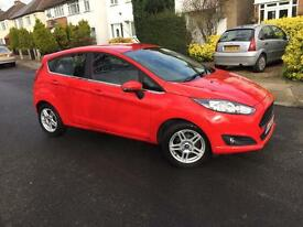 Ford Fiesta Zetec 1.25 5dr 2014(63) cheap Insurince, only £30 road tax
